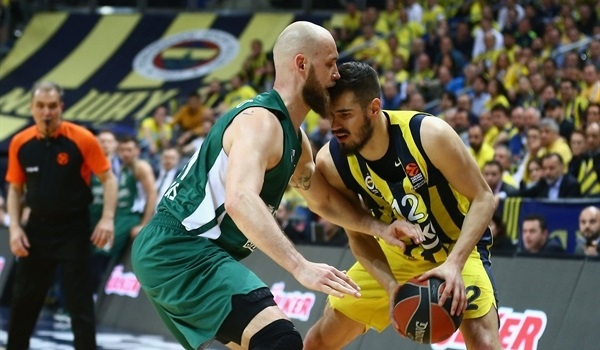 PO Game 1 report: Fenerbahce stifles Zalgiris in opener