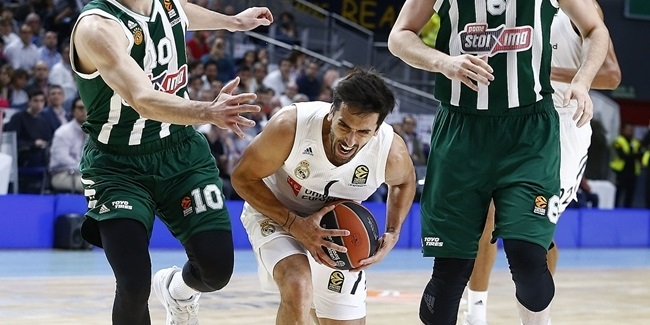 MVP for April: Facundo Campazzo, Real Madrid