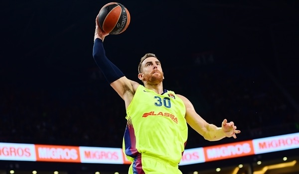 Interview, Victor Claver, Barcelona: 'We have confidence'