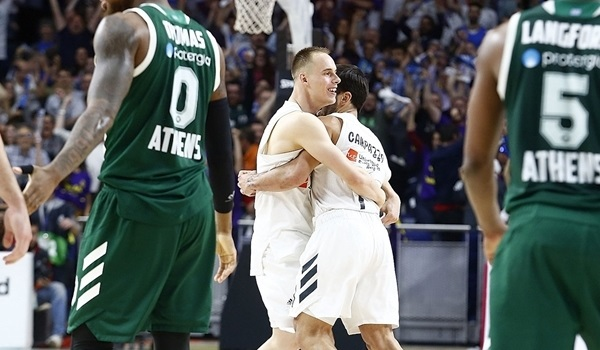 Point guards star for Real Madrid