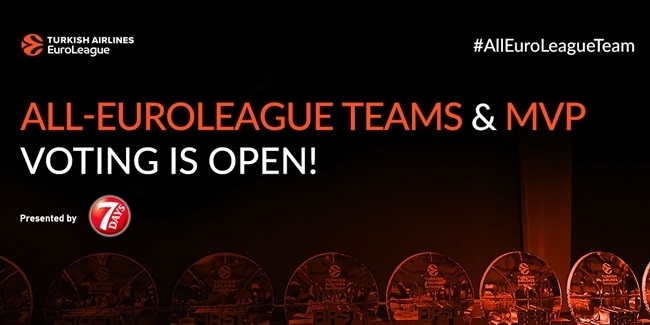 Vote for your All-EuroLeague Team!