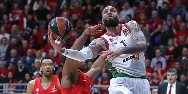 Playoffs Game 2: CSKA Moscow vs. KIROLBET Baskonia Vitoria-Gasteiz