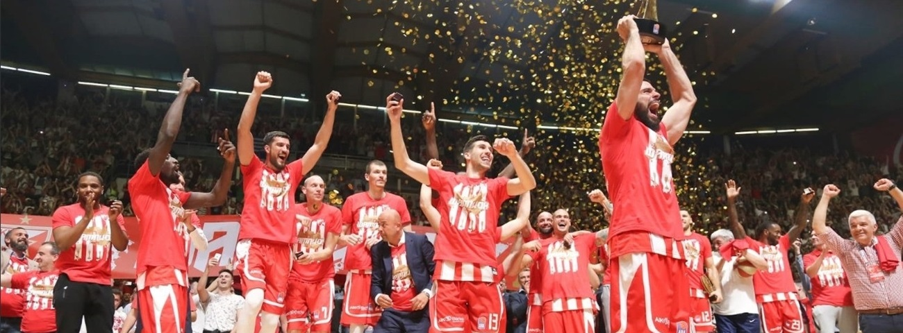 Crvena Zvezda clinches its EuroLeague return