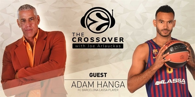 The Crossover podcast welcomes Adam Hanga