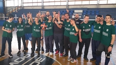 Panathinaikos, Special Olympics changing lives in Athens