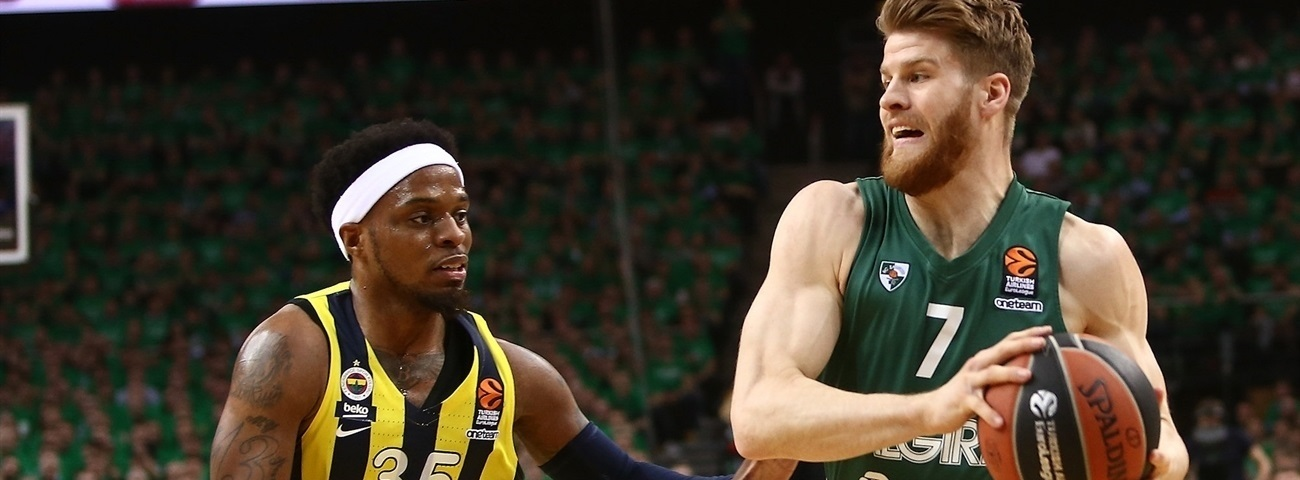 Thomas Walkup, Zalgiris: 'This is not enough for us'