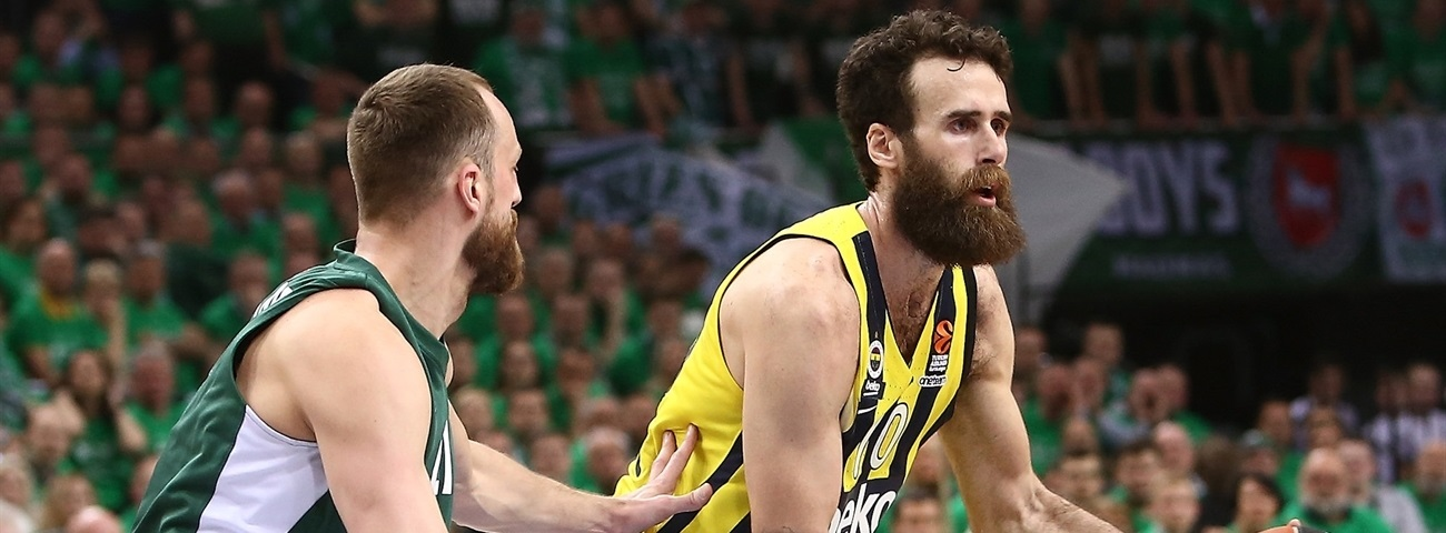 Fenerbahce's Datome suffers strained calf muscle