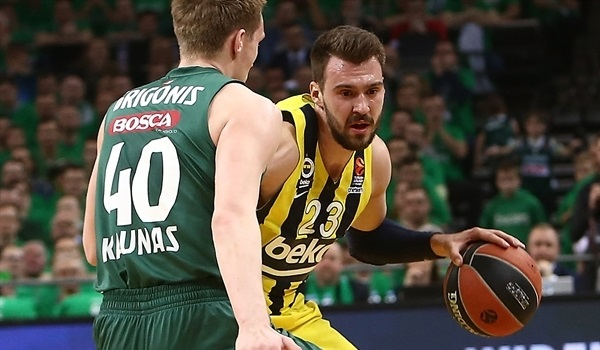 PO Game 3 report: Fenerbahce fights off Zalgiris in Game 3