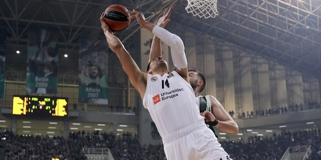 Ayon was Madrid's clutch player, again