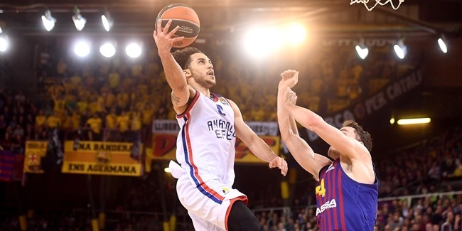 Game of the Week: Barca vs. Efes says it all!