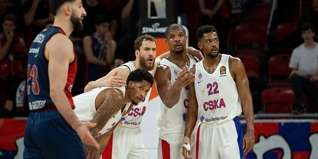 CSKA Moscow: Back in familiar territory