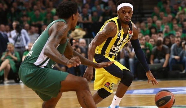 PO Game 4 report: Muhammed inspires Fenerbahce to the Final Four