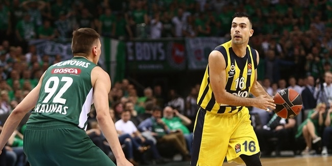 2019-20 Games to Watch: Fenerbahce Beko Istanbul