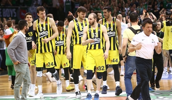 On This Day, 2019: Fenerbahce fires up playoff shooting record