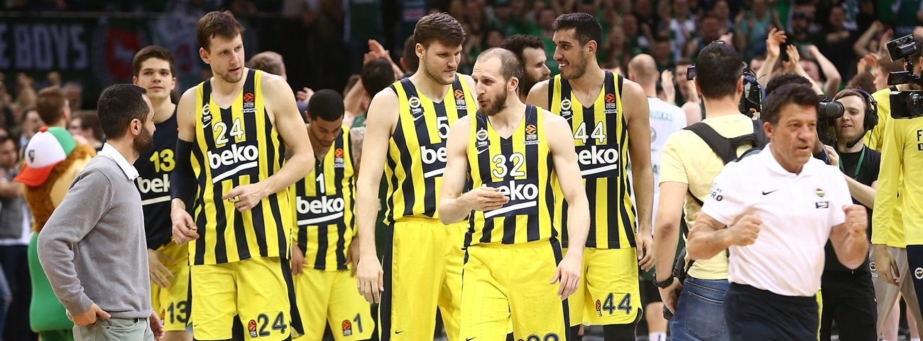 Fenerbahce Beko Istanbul: Another shot at the title