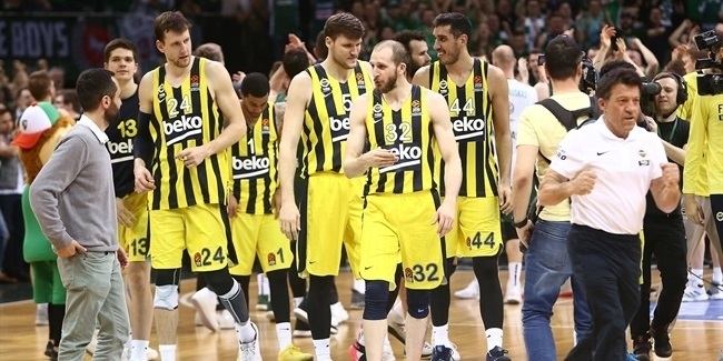 On This Day, 2019: Fenerbahce fires its way to playoff shooting record