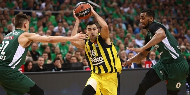 Fenerbahce keeps three-time champ Sloukas