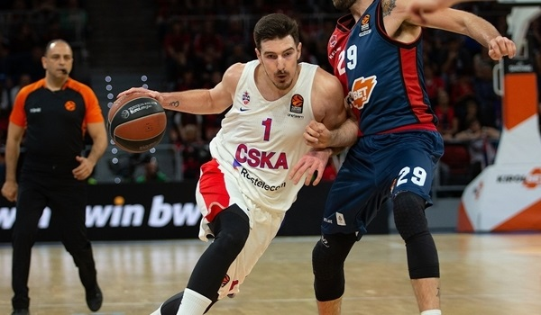 PO Game 4 report: CSKA rallies into Final Four, ends Baskonia's dream