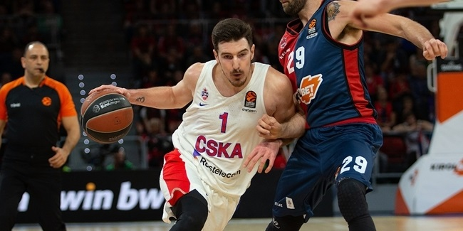 Playoffs Game 4: KIROLBET Baskonia Vitoria-Gasteiz vs. CSKA Moscow