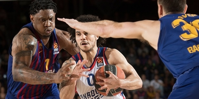Efes, Barcelona know their Game 5 history