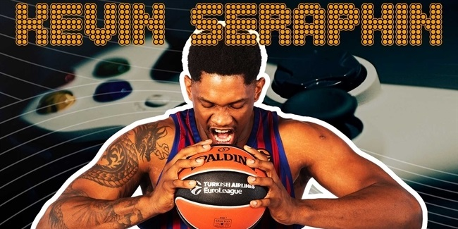 Inner-view, Kevin Seraphin: Barcelona's tech geek