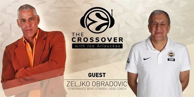 The Crossover podcast with Zeljko Obradovic