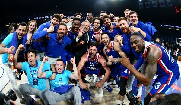 PO Game 5 report: Efes KO's Barcelona to reach Final Four