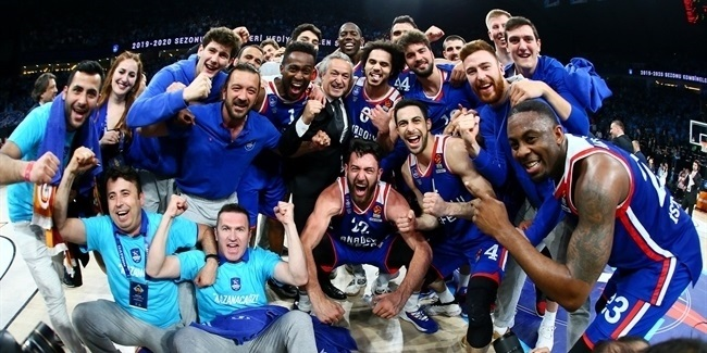 ANADOLU EFES ISTANBUL: DID YOU KNOW THAT...