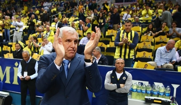 Obradovic leaves Fenerbahce for one-year 'timeout'