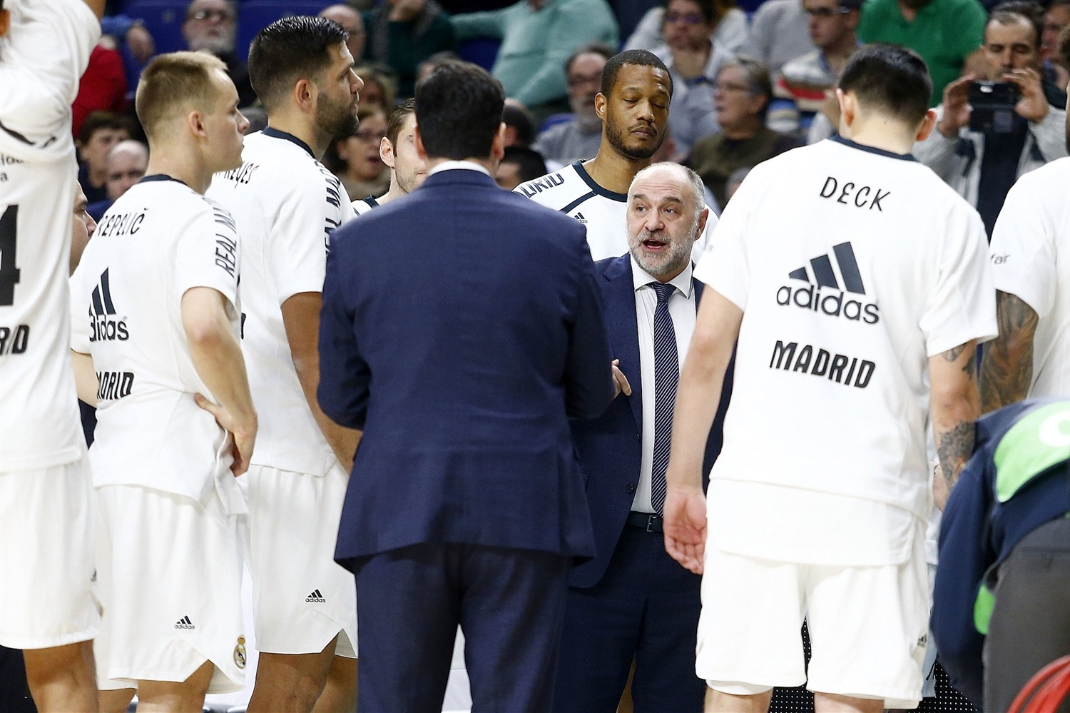Pablo Laso - Real Madrid - EB18