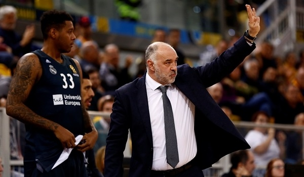Real Madrid, Coach Laso extend deal