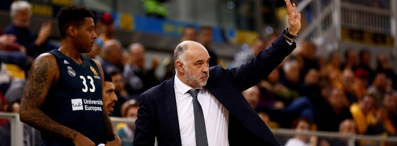 Pablo Laso, Real: 'I have the best job that I could have'