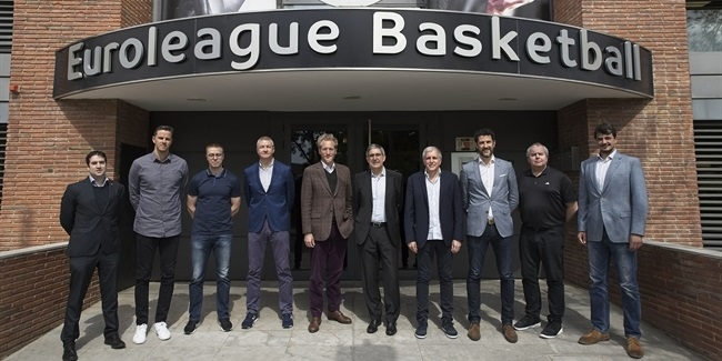 Euroleague Basketball Advisory Council meets