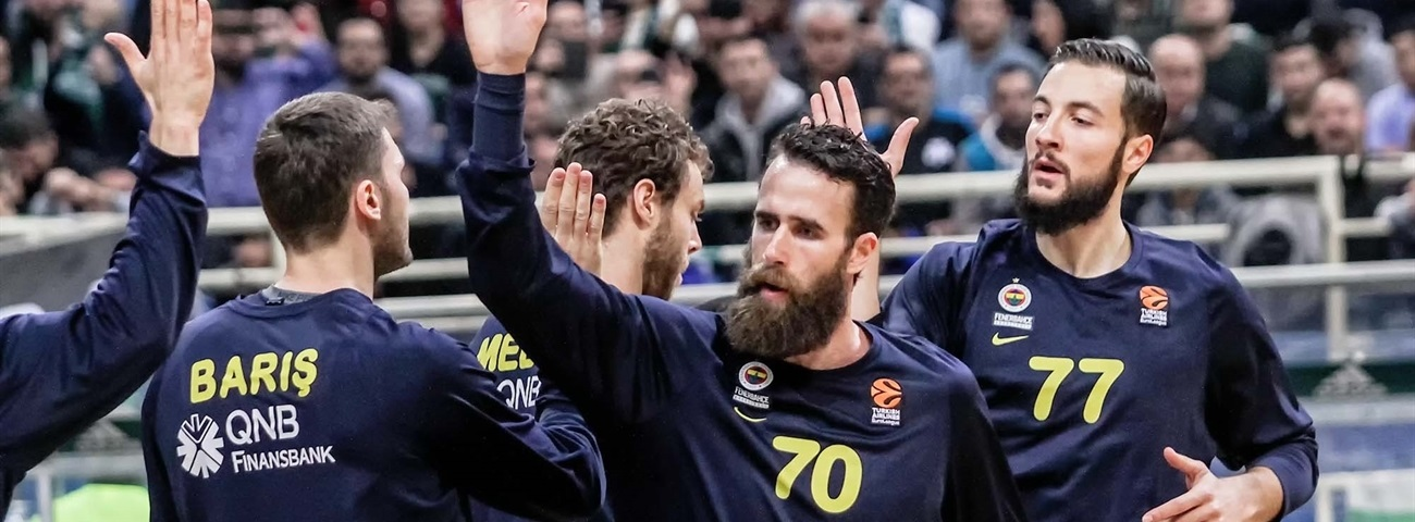 Fenerbahce's Lauvergne, Datome out of Final Four