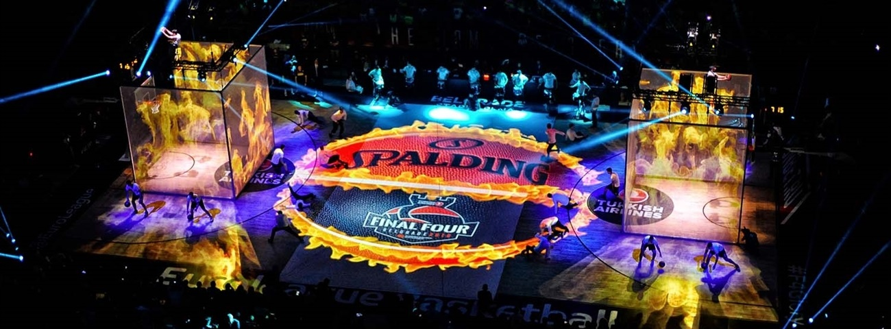 Filmmaster Events to light up the 2019 Final Four