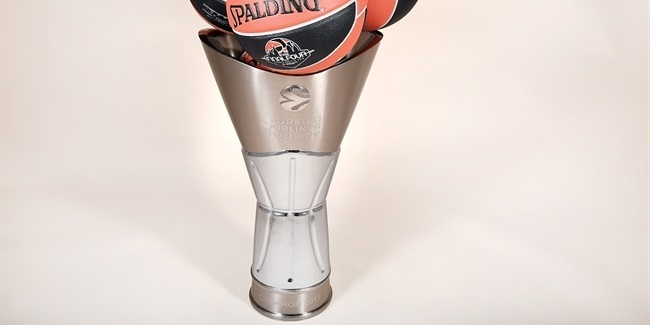 Final Four Vitoria-Gasteiz 2019: Trophy awards