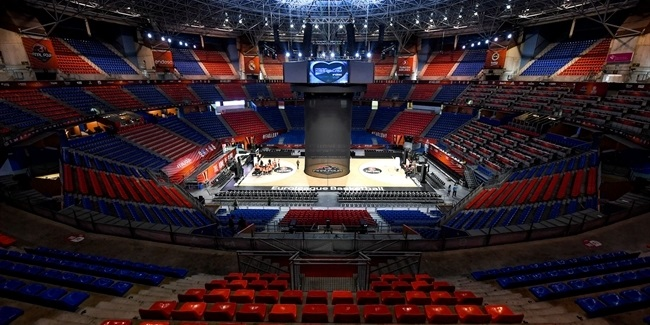 Final Four Vitoria-Gasteiz 2019: Fernando Buesa Arena gets ready for the 2019 Final Four!