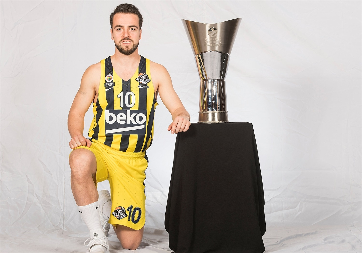 Melih Mahmutoglu - Teams Captains Photo Session - Final Four Vitoria-Gasteiz 2019 - EB18