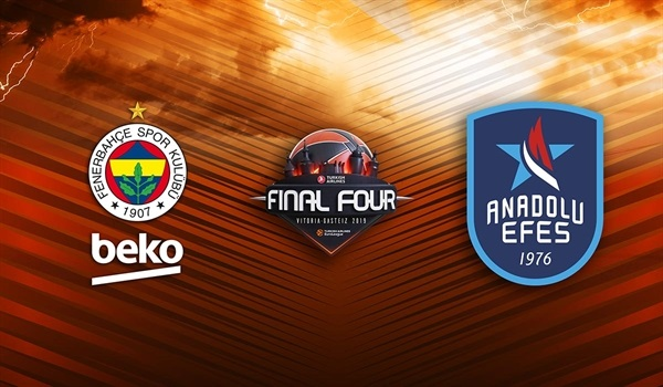 Semifinal preview package: Fenerbahce vs. Efes