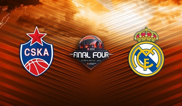 Semifinal preview package: CSKA vs. Real