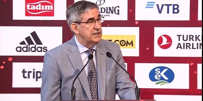 Jordi Bertomeu welcome speech at Vitoria-Gasteiz