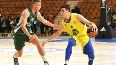 Maccabi win allows Mega to be first finalist