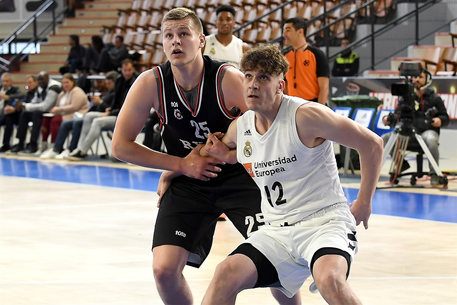 Ruben Lopez - U18 Real Madrid - ANGT Final Four Vitoria-Gasteiz 2019 - JT18