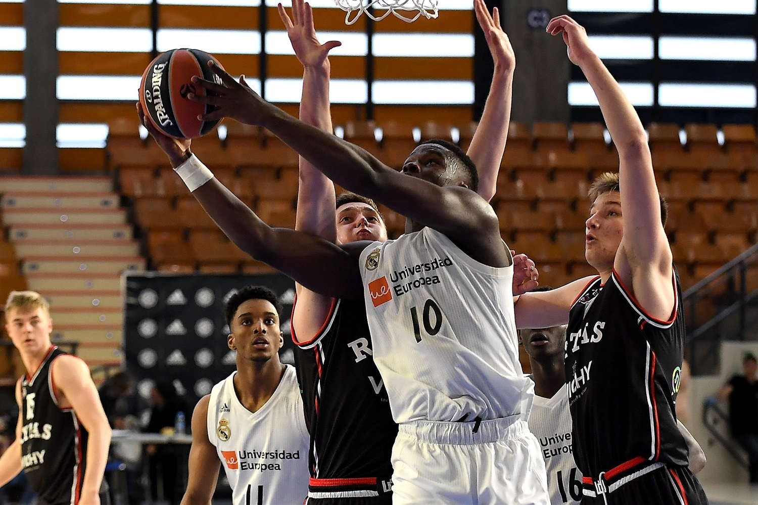 Golden Dike - U18 Real Madrid - ANGT Final Four Vitoria-Gasteiz 2019 - JT18