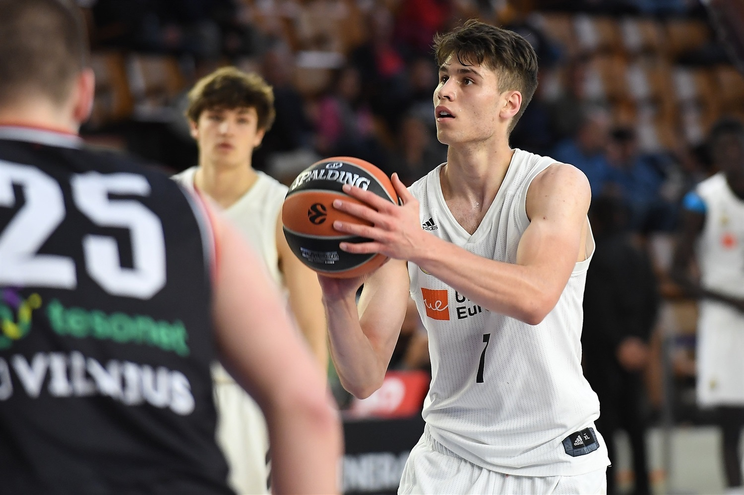 Mario Nakic - U18 Real Madrid - ANGT Final Four Vitoria-Gasteiz 2019 - JT18