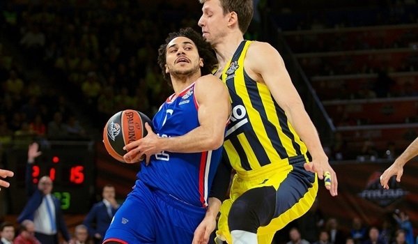 Efes guards pave the way to championship game