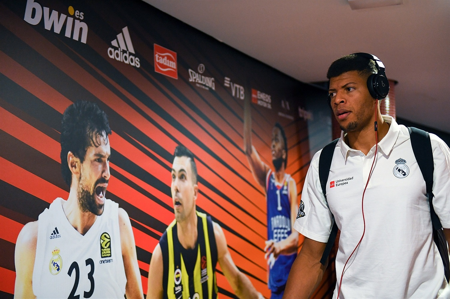 Walter Tavares - Real Madrid - Final Four Vitoria-Gasteiz 2019 - EB18