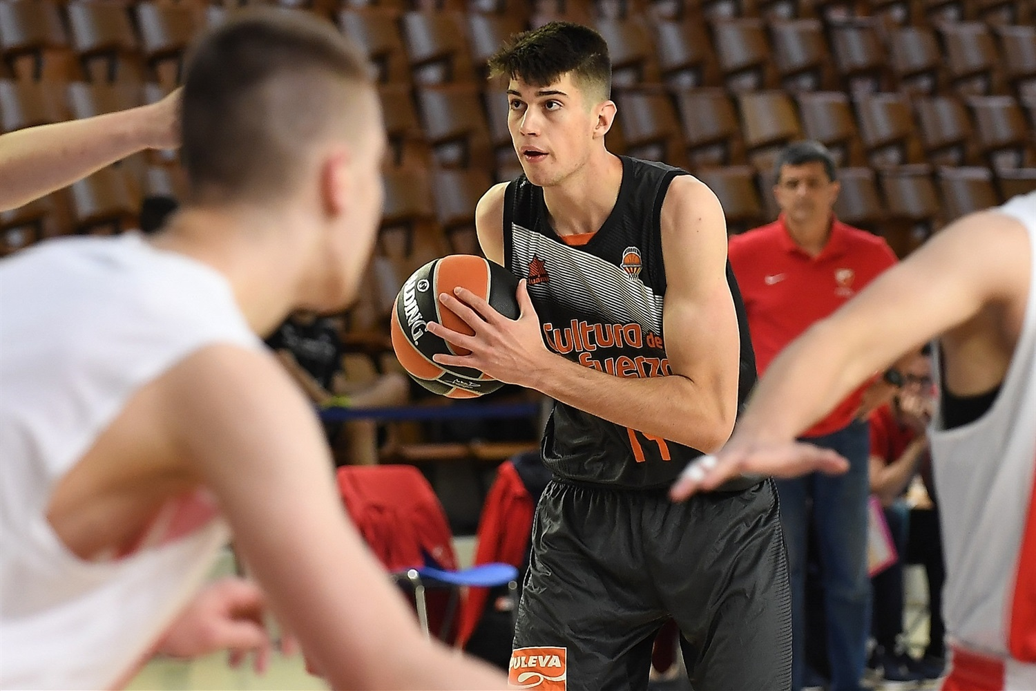 Alonso Faure - U18 Valencia Basket - ANGT Final Four Vitoria-Gasteiz 2019 - JT18