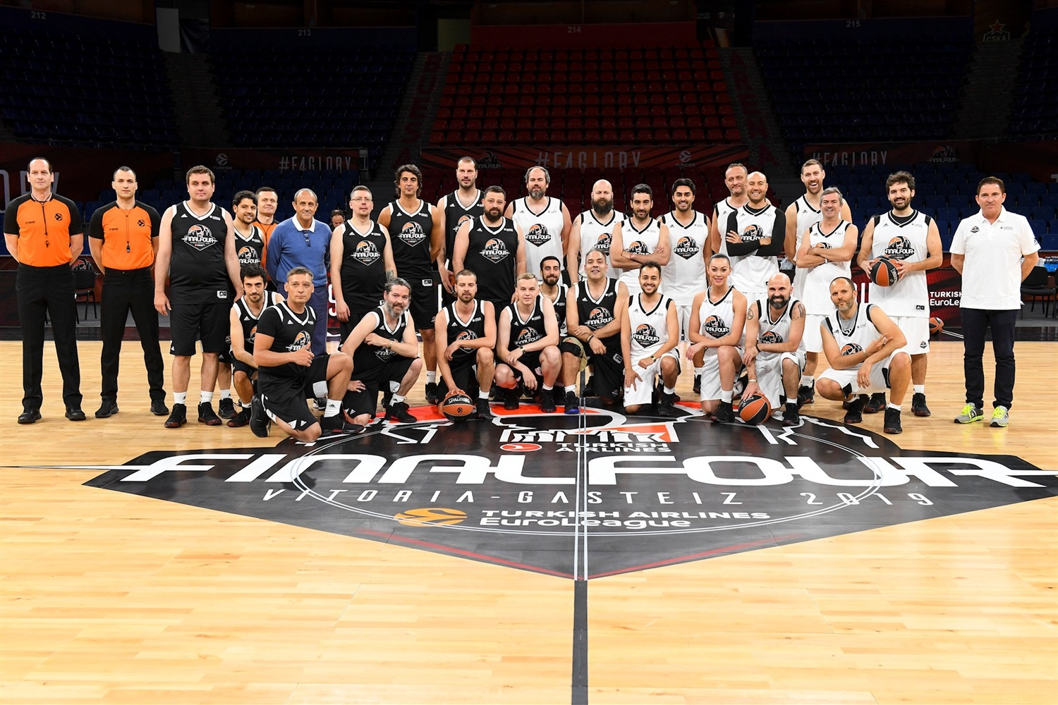 Media Game - Final Four Vitoria-Gasteiz 2019 - EB18