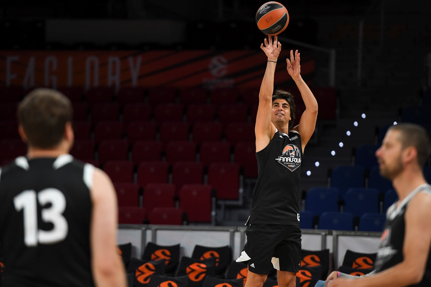 Ibrahim Kutluay - Media Game - Final Four Vitoria-Gasteiz 2019 - EB18